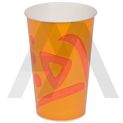 Стаканы одноразовые бумажные - Бумажные стаканы